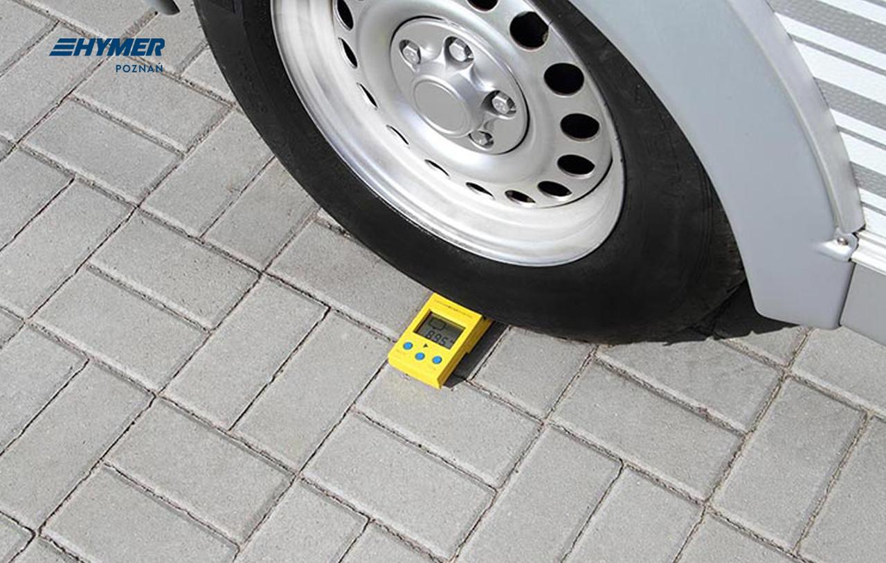 Ważenie pojazdu